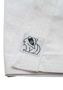 KARATE GI, DAX OKINAWA, 8 OZ. WHITE