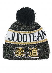 Bobble hat, JUDO TEAM