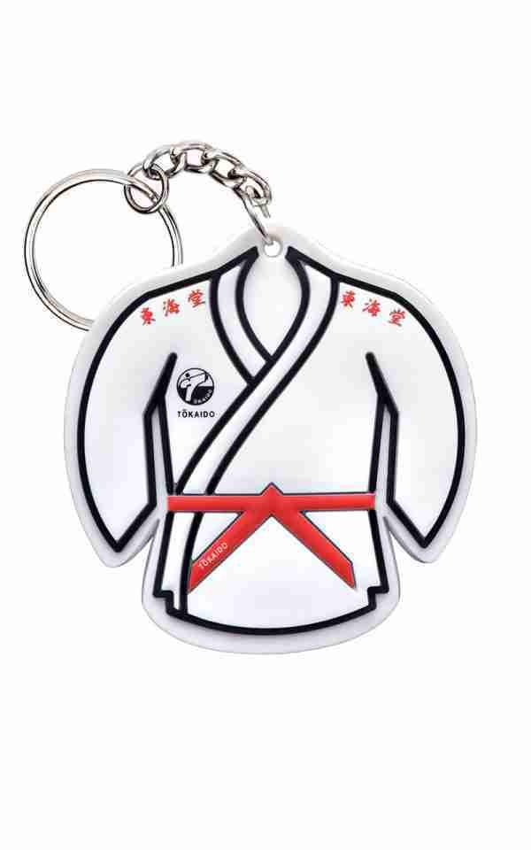 Tokaido Karate Gi Key ring