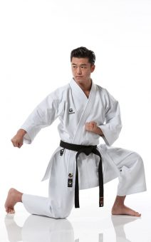 Karate Gi, TOKAIDO KATA MASTER (WKF), 12 oz with embroidery, (drawstring trousers)