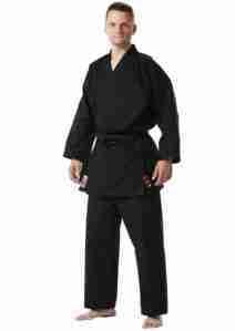 Karate Gi, TOKAIDO BUJIN KURO, BLACK
