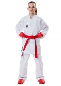 Karate Gi Tokaido KUMITE Master JUNIOR (WKF)