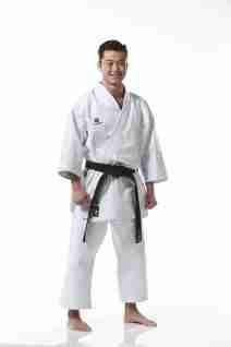 Karate Gi, TOKAIDO KATA MASTER (WKF), 12 oz with embroidery, (drawstring trousers)