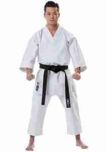 Karate Gi, TOKAIDO KATA MASTER (WKF), 12 oz without embroidery, (drawstring trousers)