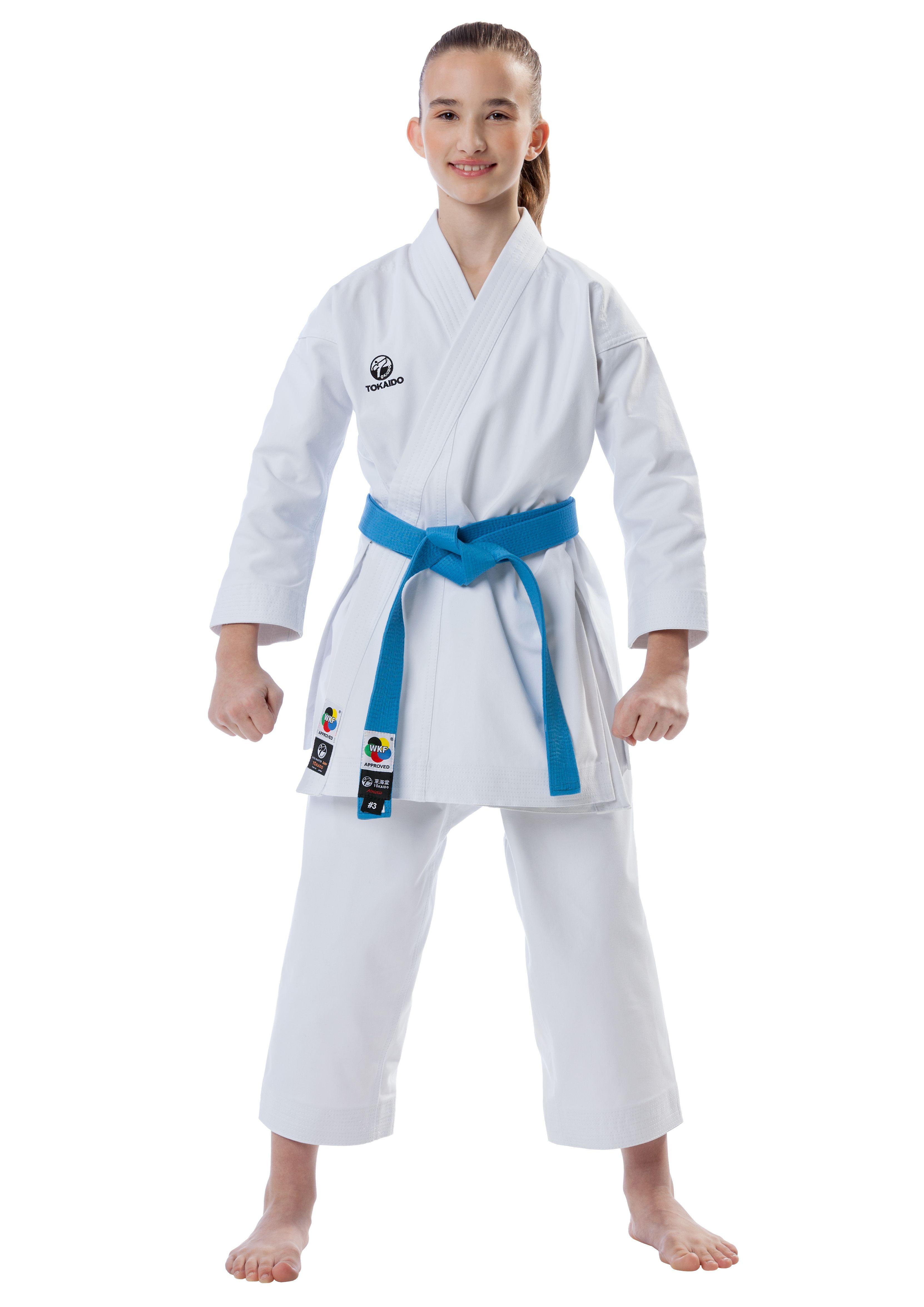 Judo BJJ White Belt Tokaido Martial Arts Karate TKD