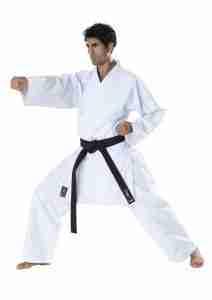 Karate Gi, TOKAIDO TSUNAMI GOLD, 14 oz (drawstring trousers)