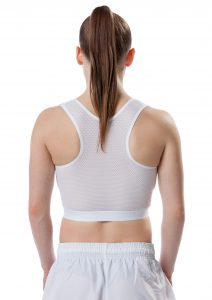 FEMALE Chest Protector, TOP ONLY!, TOKAIDO, WKF