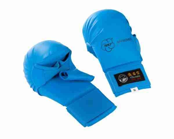Karate gloves, with thumb, TOKAIDO, (WKF)