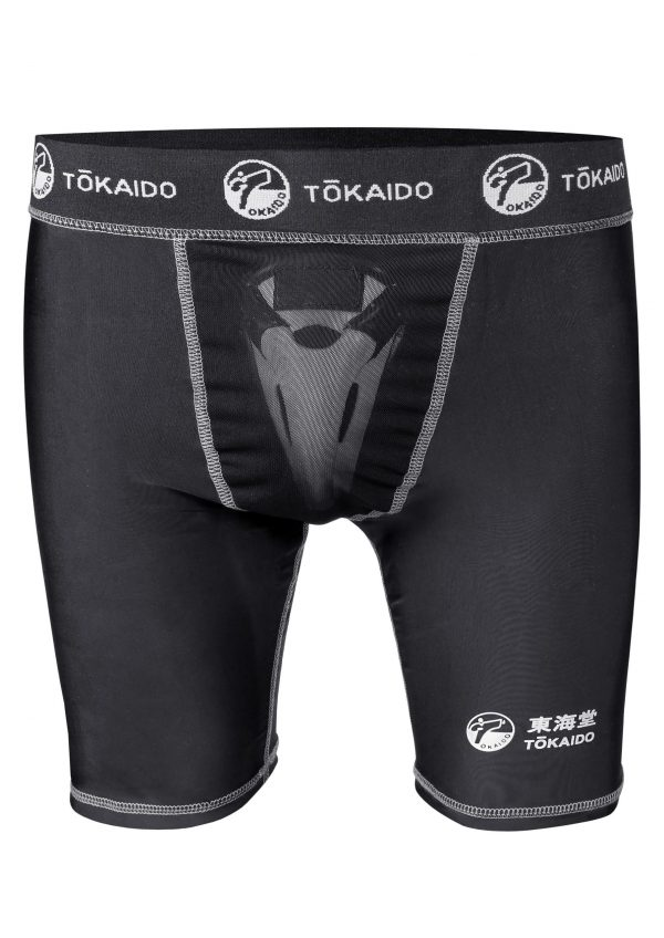 Compression Shorts with Cup, TOKAIDO