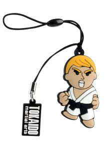 Key ring Tokaido Fighter Alex