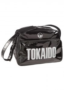 SHOULDER BAG, TOKAIDO MEDIUM, BLACK