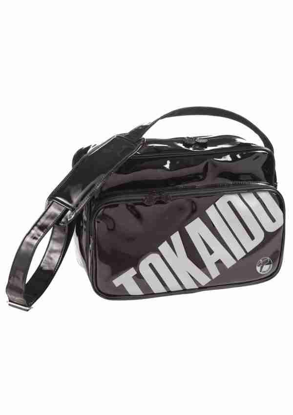 SHOULDER BAG, TOKAIDO MEDIUM, BLACK