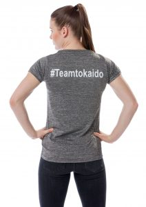 T-Shirt TOKAIDO TEAM Women (WKF)